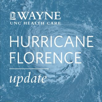 Hurrican Florace graphic