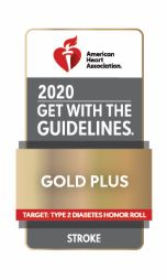 Gold Get with The Guidelines Logo 2020
