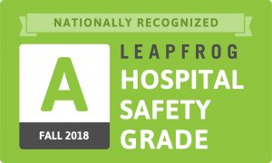 Leapfrog Hospital Safetry Logo