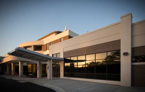 Wayne UNC Health Care Surgery Center Building